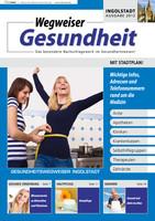 Gesundheitswegweiser der Stadt Ingolstadt 2012