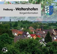 Bürgerinformationsbroschüre Freiburg-Waltershofen