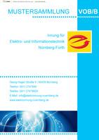 Mustersammlung Innung für Elektro- und Informationstechnik Nürnberg-Fürth