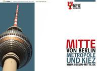 Berlin-Mitte; Informationsbroschüre