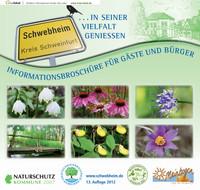 Informationsbroschüre für Gäste und Bürger