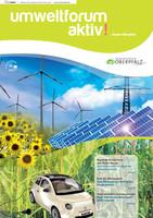 """U""""umweltforum aktiv"""" - das regionale Umweltmagazin für die Oberpfalz"""