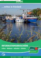 Bürgerinformationsbroschüre der Gemeinde Sande