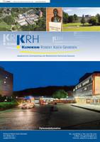 Klinikbroschüre der Stadt Gehrden