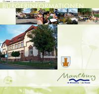 Informationsbroschüre der Gemeinde Maulburg