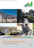 Bürgerinformationsbroschüre der Samtgemeinde Oberharz