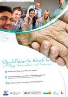 Qualifizierte Kräfte in Pflege, Gesundheit und Sozialem