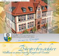 Die Bürgerbroschüre Ihrer Verwaltung in Mühlhausen
