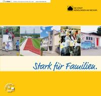 Familienbroschüre der Stadt Wendlingen am Neckar