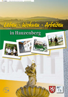 Bürgerinformationsbroschüre der Stadt Hauzenberg