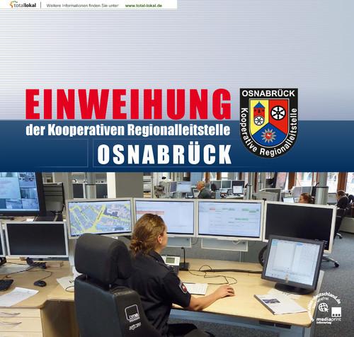 Einweihung der Kooperativen Regionalleitstelle Osnabrück