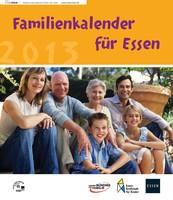 Familienkalender für Essen 2013