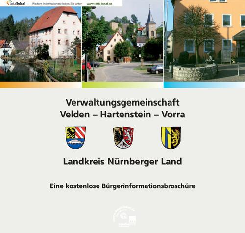 Bürgerinformationsbroschüre der Vg Velden-Hartenstein-Vorra