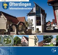 Bürgerinformationsbroschüre der Gemeinde Ofterdingen