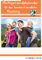 Marktgemeindekalender für das familienfreundliche Kösching