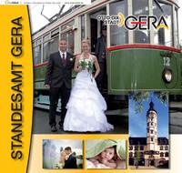 Hochzeitsbroschüre der Stadt Gera