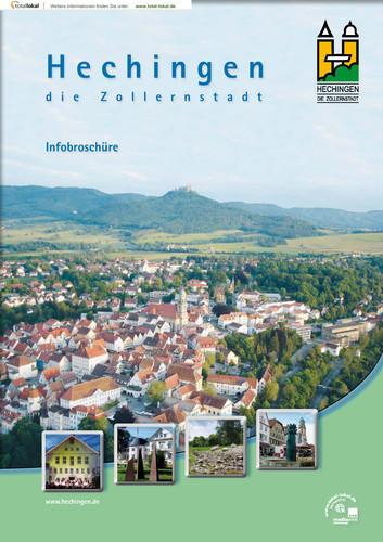 Bürgerinformationsbroschüre der Stadt Hechingen