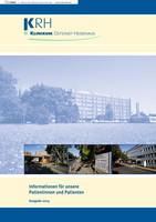 Die Patienteninformationen des Klinikums Oststadt-Heidehaus