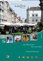 Bürgerinformationsbroschüre der Stadt Wangen
