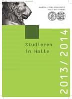 Studieren in Halle 2013/2014