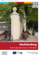 Markkleeberg - Sanierungsmaßnahmen im Überblick