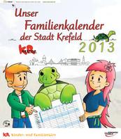 Familienkalender der Stadt Krefeld 2013