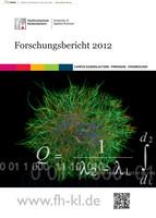 Forschungsbericht der Fachhochschule Kaiserslautern 2012