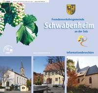 Informationsbroschüre der Fremdenverkehrsgemeinde Schwabenheim an der Selz