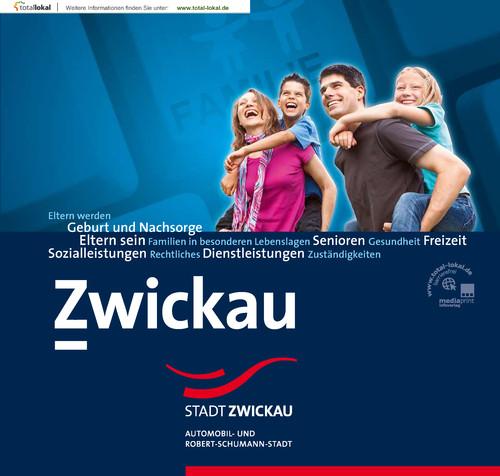 Familienwegweiser der Stadt Zwickau