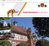 Informationsbroschüre Stadt Steinheim an der Mur