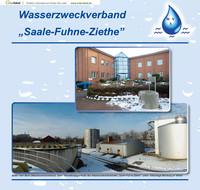 """Imagebroschüre Wasserzweckverband """"Saale-Fuhne-Ziehte"""