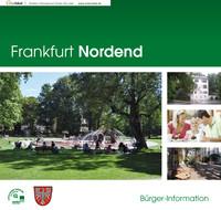 Bürgerinformationsbroschüre für Frankfurt a. Main - Nordend