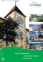 Bauen, Energiesparen und Umwelt schützen in Geretsried