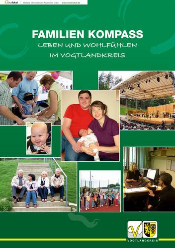 Familienkompass - Leben und Wohlfühlen im Vogtlandkreis