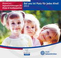 Familienbroschüre: Bei uns ist Platz für jedes Kind 2013 (Flipping Book)