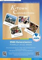 USAG-Kaiserslautern  Family and MWr