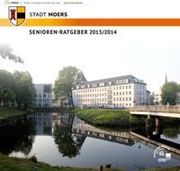 Seniorenratgeber der Stadt Moers 2013/2014