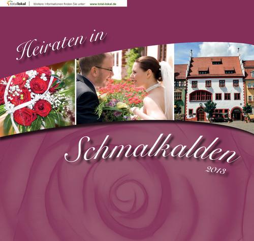 Hochzeitsbroschüre - Heiraten in Schmalkalden 2013