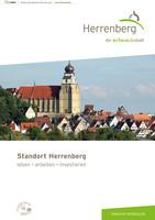 Standort Herrenberg leben - arbeiten - investieren