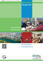 Bürgerinfo Rat, Verwaltung und Bürgerservice