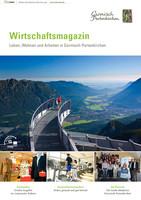 Wirtschaftsmagazin - Leben, Wohnen und Arbeiten in Garmisch-Partenkirchen (Flipping Book)