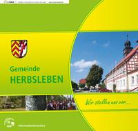 ARCHIVIERT Bürger-Informationsbroschüre der Gemeinde Herbsleben