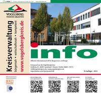 Die Landkreisbroschüre Ihres Kreises 2013