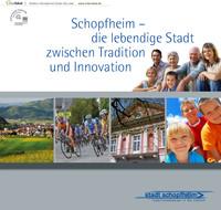Bürger-Informationsbroschüre der Stadt Schopfhei