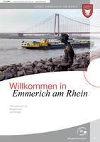 Informationsbroschüre der Stadt Emmerich