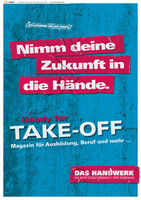 Take Off - Magazin für Ausbildung, Beruf und mehr..