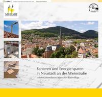 Sanieren und Energie sparen in Neustadt an der Weinstraße