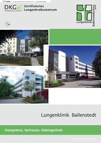 Lungenklinik Ballenstedt