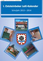 1. Oststeinbeker JuKi-Kalender Schuljahr 2013 - 2014
