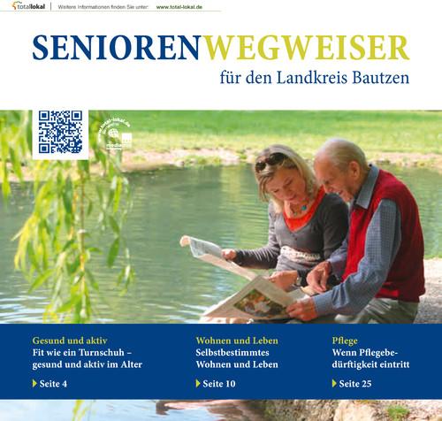 Seniorenwegweiser für den Landkreis Bautzen